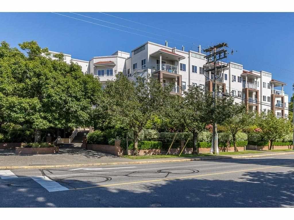 "Main Photo: 307 4768 53 Street in Delta: Delta Manor Condo for sale in ""SUNNINGDALE"" (Ladner)  : MLS®# R2590051"
