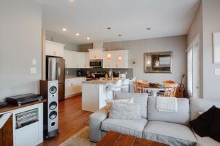 Photo 20: 4073 ALLAN Crescent in Edmonton: Zone 56 House Half Duplex for sale : MLS®# E4256367