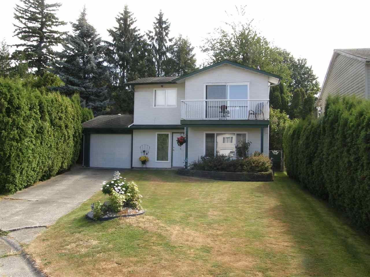 Photo 1: Photos: 1830 REEVES Place in Abbotsford: Central Abbotsford House for sale : MLS®# R2486642