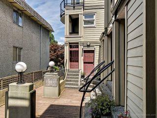 Photo 13: # 6 1966 YORK AV in Vancouver: Kitsilano Townhouse for sale (Vancouver West)  : MLS®# V1017836