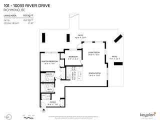 """Photo 40: 101 10033 RIVER Drive in Richmond: Bridgeport RI Condo for sale in """"PARC RIVIERA"""" : MLS®# R2617681"""