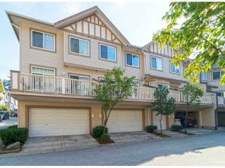"Photo 1: 57 2678 KING GEORGE Boulevard in Surrey: King George Corridor Townhouse for sale in ""Mirada"" (South Surrey White Rock)  : MLS®# F1424501"