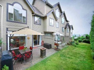 """Photo 19: 38 2736 ATLIN Place in Coquitlam: Coquitlam East Townhouse for sale in """"CEDAR GREEN ESTATES"""" : MLS®# V1137675"""