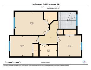 Photo 20: 238 Tuscany Drive NW in Calgary: Tuscany Detached for sale : MLS®# A1145877