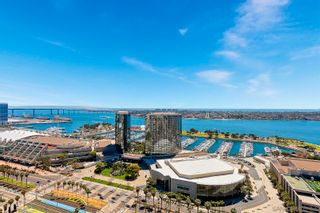 Photo 12: DOWNTOWN Condo for sale : 3 bedrooms : 550 Front St #2801 in San Diego