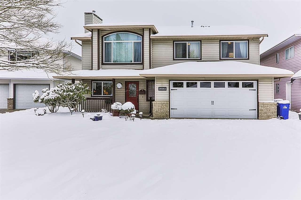 Main Photo: 20261 123 Avenue in Maple Ridge: Northwest Maple Ridge House for sale : MLS®# R2341017