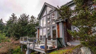 Photo 2: 340 CREEK Road: Bowen Island House for sale : MLS®# R2530515