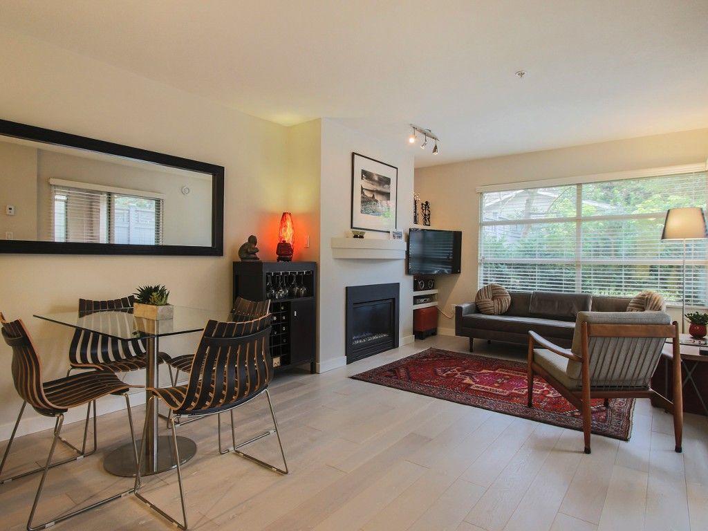 """Main Photo: 101 3023 W 4TH Avenue in Vancouver: Kitsilano Condo for sale in """"DELANO"""" (Vancouver West)  : MLS®# R2028872"""