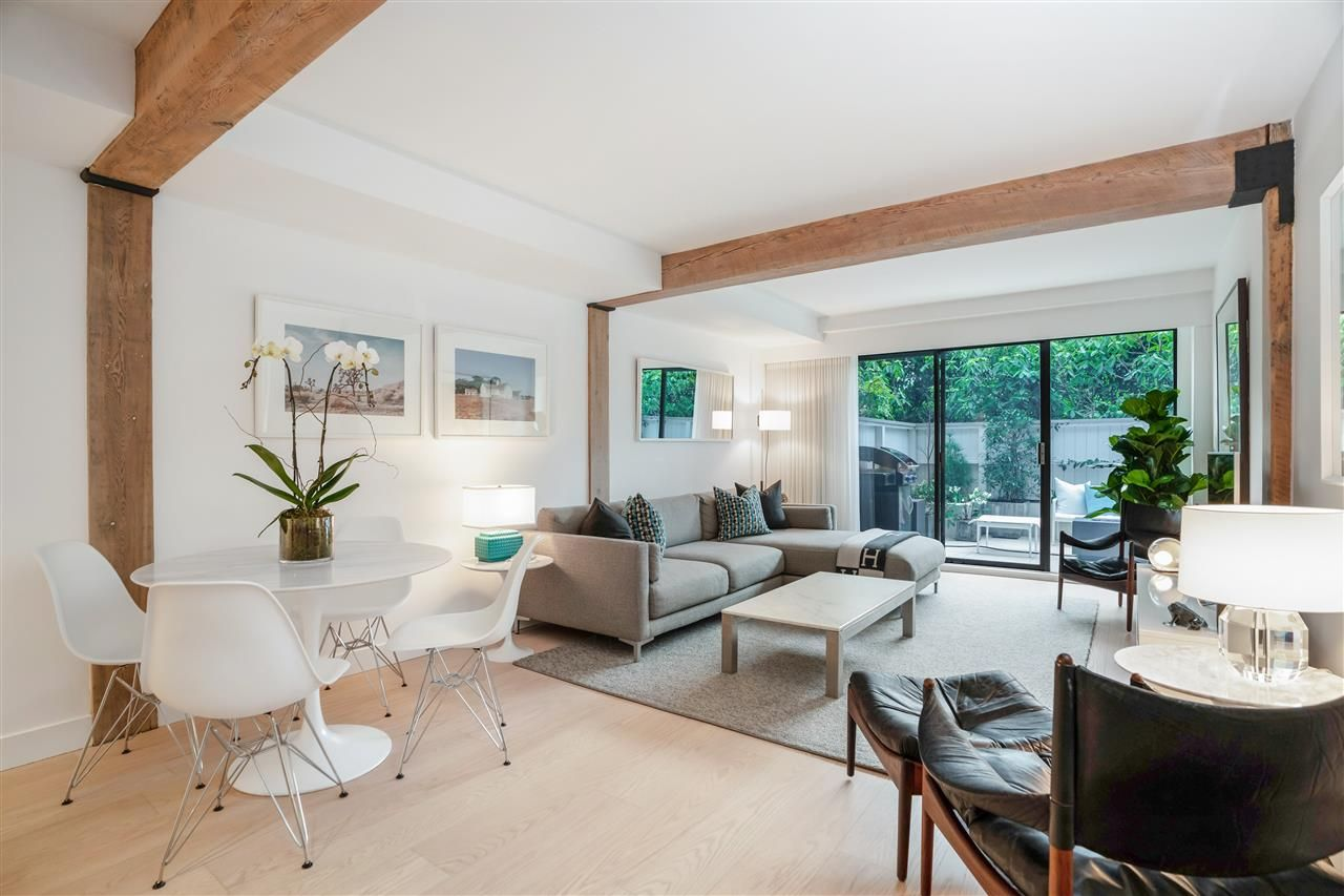 "Main Photo: 106 1535 NELSON Street in Vancouver: West End VW Condo for sale in ""The Admiral"" (Vancouver West)  : MLS®# R2548042"