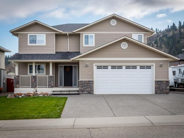 Main Photo: 360 COUGAR ROAD in Kamloops: Campbell Creek/Deloro House for sale : MLS®# 154485