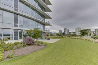 """Photo 30: 205 210 SALTER Street in New Westminster: Queensborough Condo for sale in """"THE PENINSULA"""" : MLS®# R2537031"""