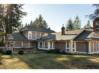 Photo 1: 636 GATENSBURY ST in Coquitlam: Central Coquitlam House for sale : MLS®# V1046800