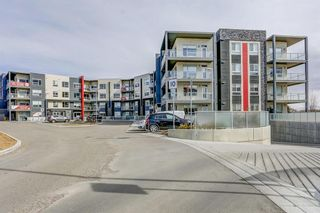 Photo 2: 205 8530 8A Avenue SW in Calgary: West Springs Apartment for sale : MLS®# A1080205