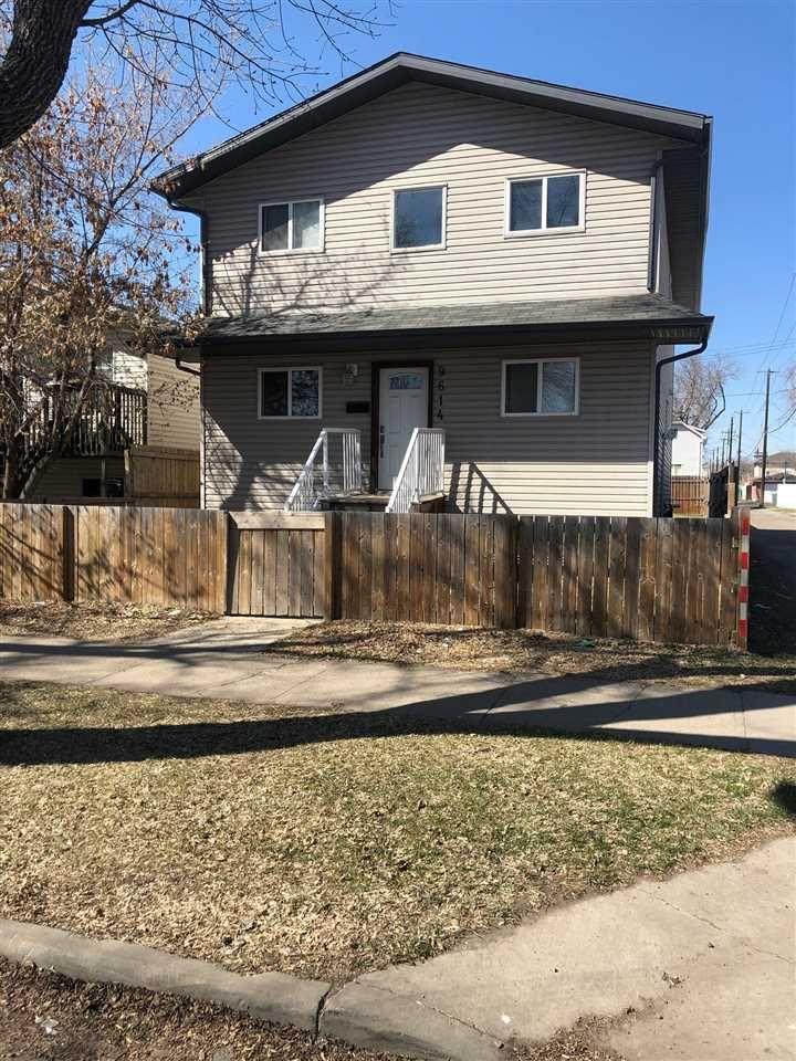 Main Photo: 9614 106A Avenue in Edmonton: Zone 13 House for sale : MLS®# E4243403