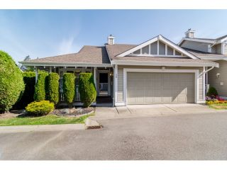 "Photo 1: 39 20788 87 Avenue in Langley: Walnut Grove Townhouse for sale in ""KENSINGTONM VILLAGE"" : MLS®# R2071308"