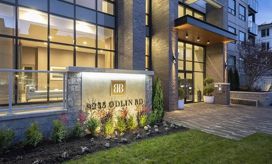 Main Photo: 108 9233 ODLIN Road in Richmond: West Cambie Condo for sale : MLS®# R2524592