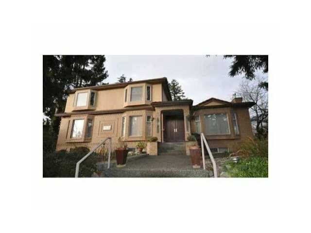 Main Photo: 1707 W 68TH AVENUE in : S.W. Marine House for sale : MLS®# V1131197