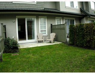 "Photo 8: 116 9088 HALSTON Court in Burnaby: Government Road Townhouse for sale in ""TERRAMOR"" (Burnaby North)"
