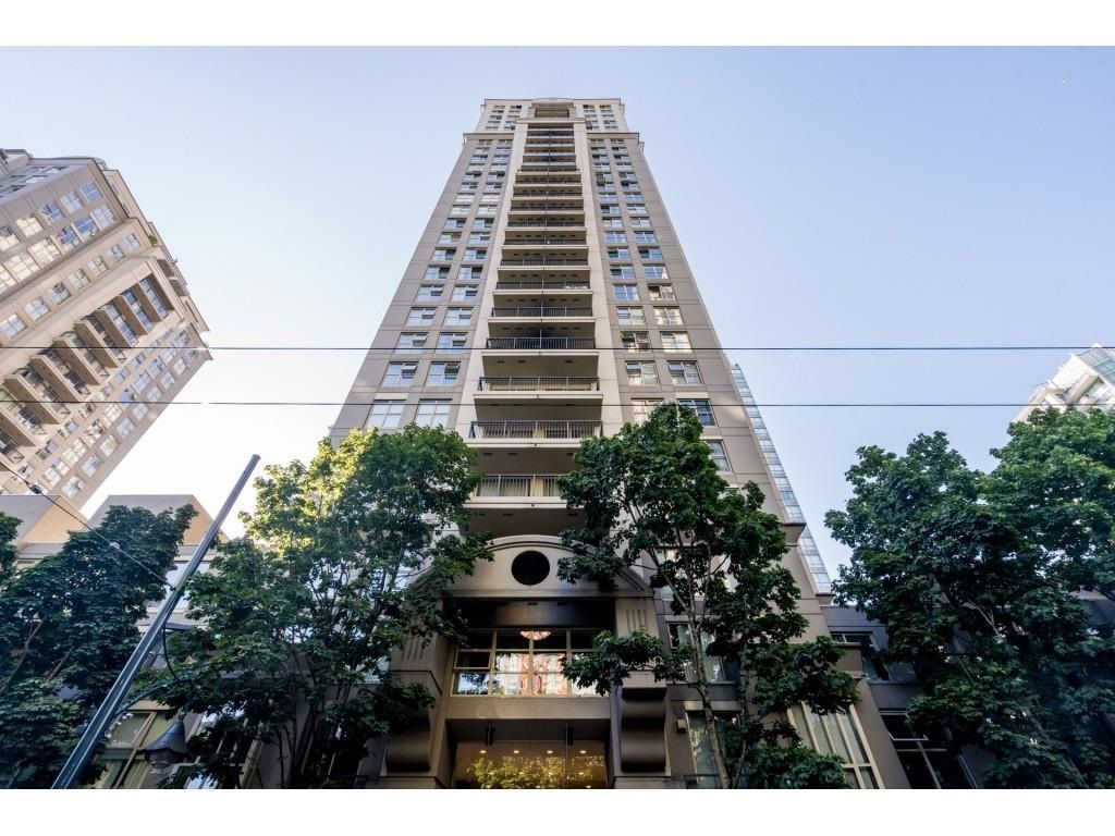 """Main Photo: 707 969 RICHARDS Street in Vancouver: Downtown VW Condo for sale in """"THE MONDRIAN"""" (Vancouver West)  : MLS®# R2599660"""