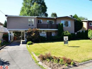 Photo 1: 11118 80a ave in NORTH DELTA: Nordel House for sale (N. Delta)  : MLS®# f11222424