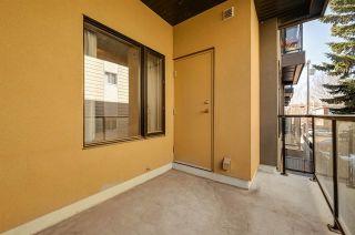 Photo 26: 202 10140 150 Street in Edmonton: Zone 21 Condo for sale : MLS®# E4238755
