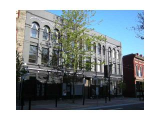 Main Photo: # 8 229 CARRALL ST in : Downtown VW Condo for sale : MLS®# V871607