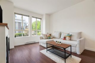 """Photo 4: 202 225 FRANCIS Way in New Westminster: Fraserview NW Condo for sale in """"THE WHITTAKER"""" : MLS®# R2575106"""