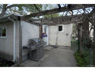 Photo 13: 636 Minto Street in WINNIPEG: West End / Wolseley Residential for sale (West Winnipeg)  : MLS®# 1513809
