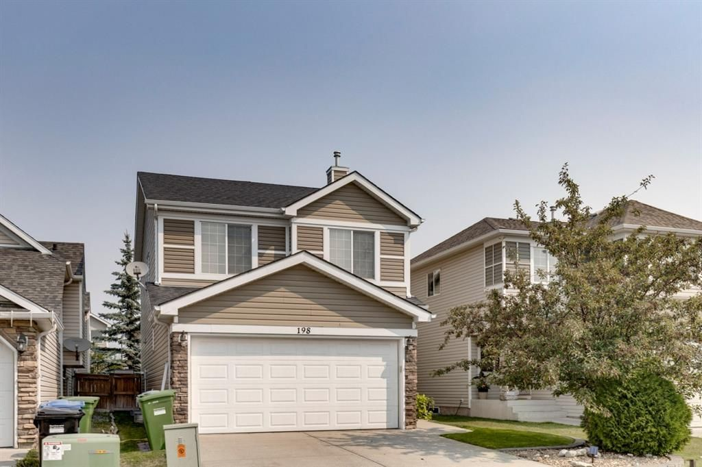 Main Photo: 198 Cougar Plateau Way SW in Calgary: Cougar Ridge Detached for sale : MLS®# A1133331