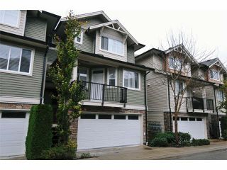 """Photo 16: 5 11720 COTTONWOOD Drive in Maple Ridge: Cottonwood MR Townhouse for sale in """"COTTONWOOD GREEN"""" : MLS®# V1106840"""
