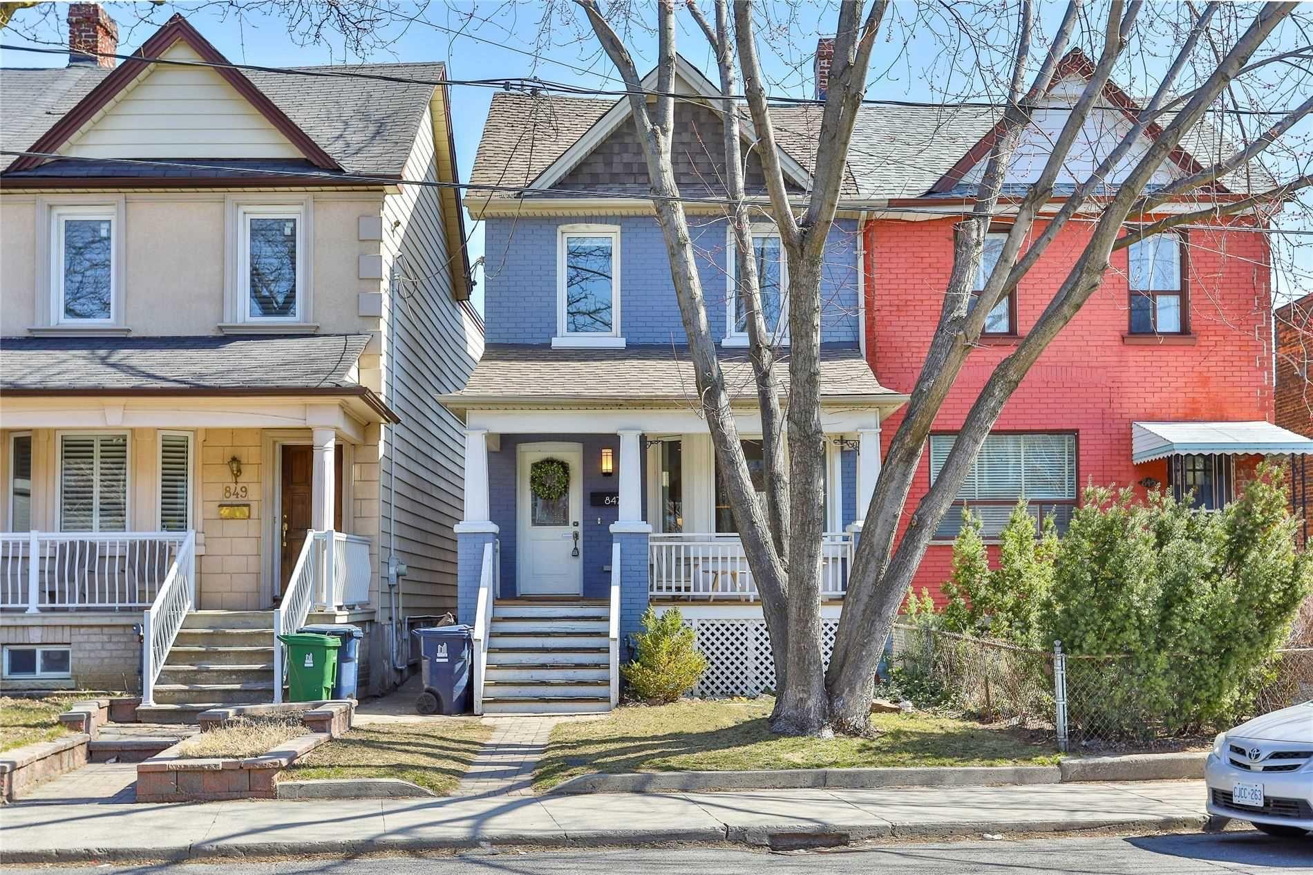 Main Photo: 847 Lansdowne Avenue in Toronto: Dovercourt-Wallace Emerson-Junction House (2-Storey) for sale (Toronto W02)  : MLS®# W5164920