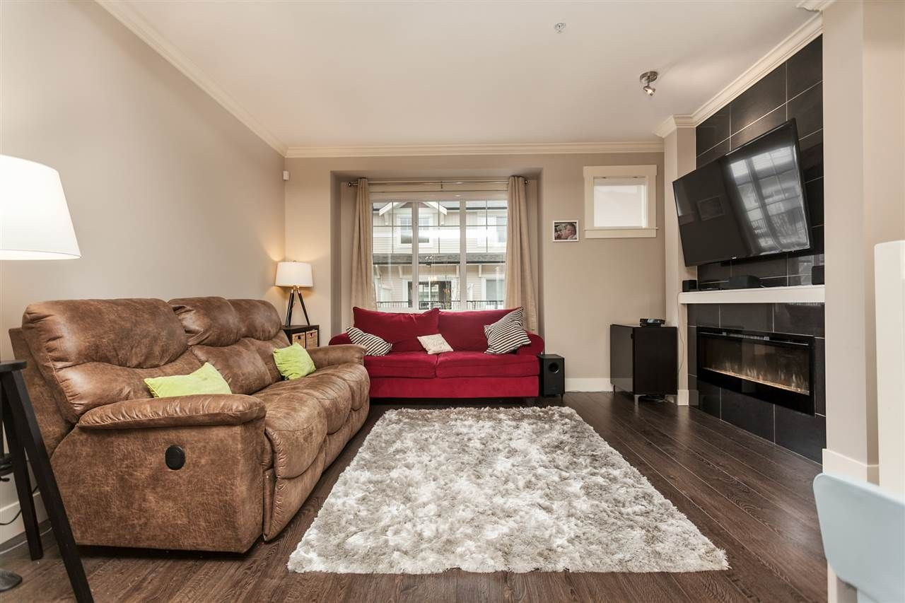 """Photo 9: Photos: 123 10151 240 Street in Maple Ridge: Albion Townhouse for sale in """"ALBION STATION"""" : MLS®# R2124549"""