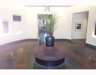 """Photo 8: 605 1295 RICHARDS Street in Vancouver: Downtown VW Condo for sale in """"THE OSCAR."""" (Vancouver West)  : MLS®# V719885"""
