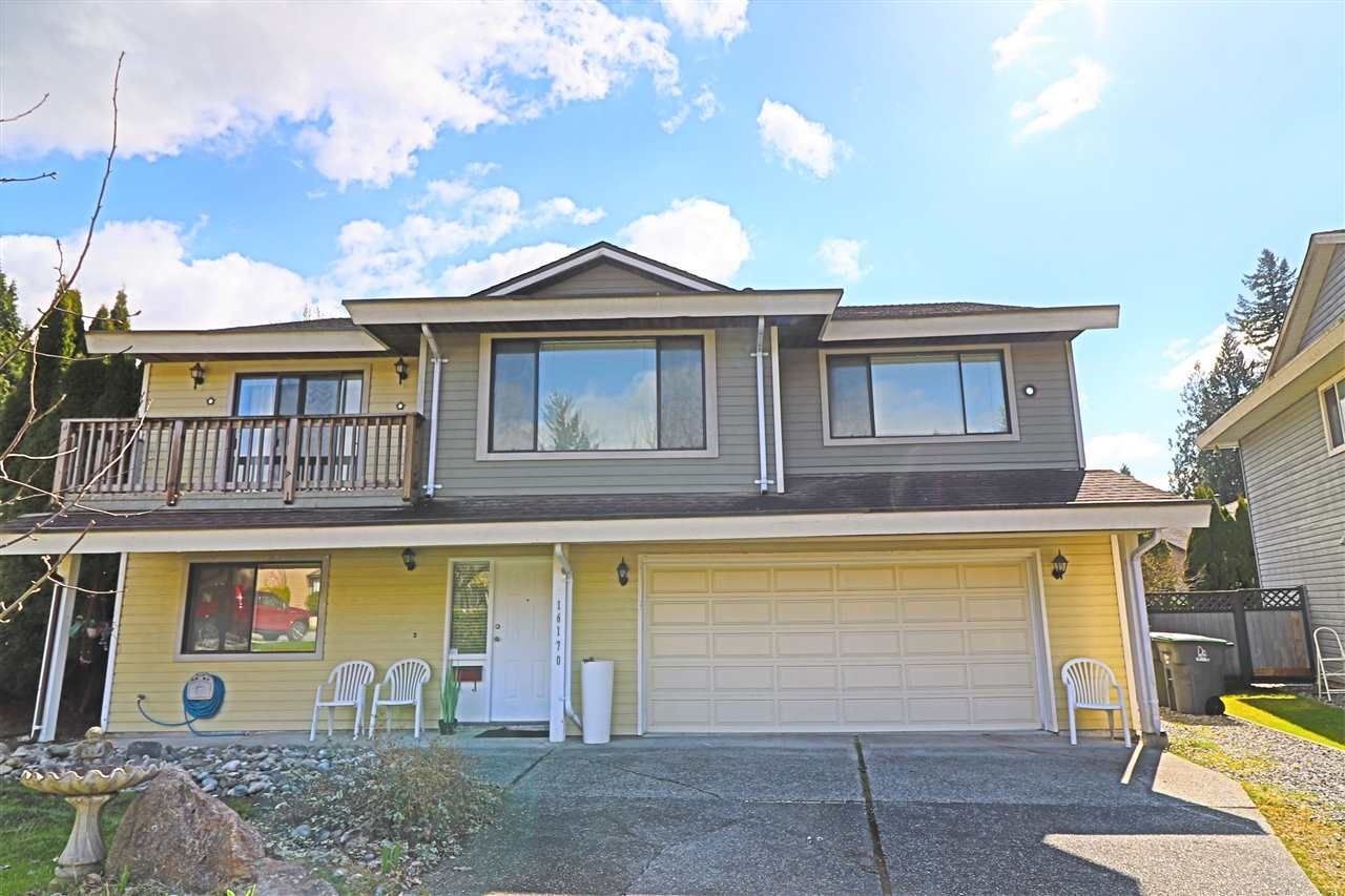 Main Photo: 16170 SPRINGSIDE Court in Surrey: Fraser Heights House for sale (North Surrey)  : MLS®# R2556430