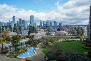 "Photo 9: 301 1470 PENNYFARTHING Drive in Vancouver: False Creek Condo for sale in ""Harbour Cove"" (Vancouver West)  : MLS®# R2563951"
