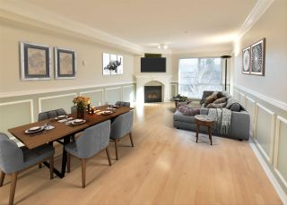 """Photo 4: 402 15150 29A Avenue in Surrey: King George Corridor Condo for sale in """"The Sands II"""" (South Surrey White Rock)  : MLS®# R2523039"""