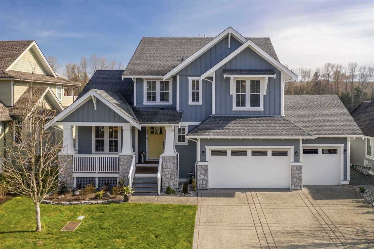 """Main Photo: 23141 MUENCH Trail in Langley: Fort Langley House for sale in """"BEDFORD LANDING"""" : MLS®# R2454736"""