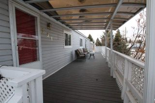 Photo 21: 131 305 Calahoo Road: Spruce Grove Mobile for sale : MLS®# E4229200