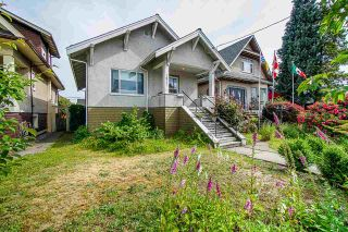 Photo 1: 1022 EIGHTH Avenue in New Westminster: Moody Park House for sale : MLS®# R2575313