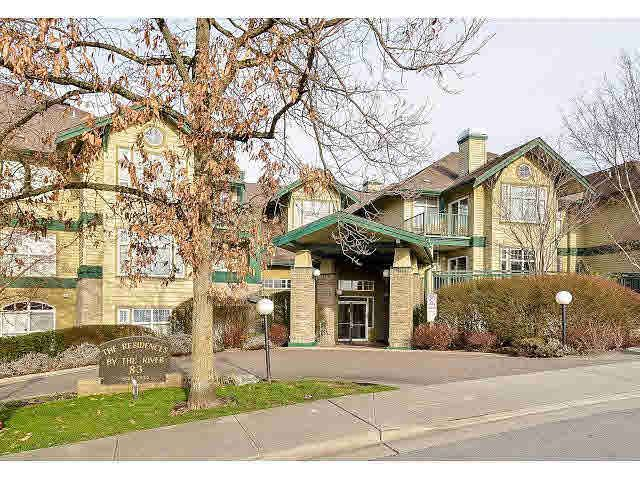 """Main Photo: 109 83 STAR Crescent in New Westminster: Queensborough Condo for sale in """"RESIDENCES BY THE RIVER"""" : MLS®# V1099944"""