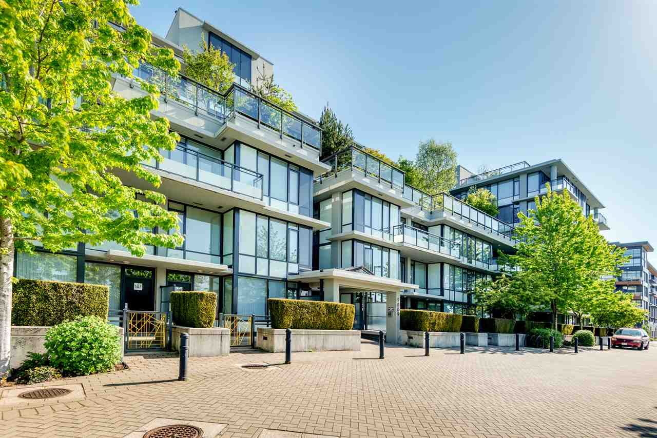 """Photo 1: Photos: 512 9009 CORNERSTONE Mews in Burnaby: Simon Fraser Univer. Condo for sale in """"THE HUB"""" (Burnaby North)  : MLS®# R2507886"""