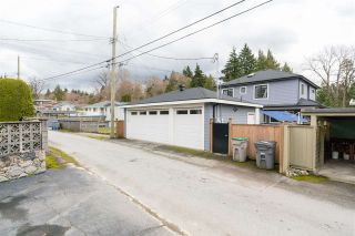 Photo 40: 7509 VIVIAN Drive in Vancouver: Fraserview VE House for sale (Vancouver East)  : MLS®# R2555380