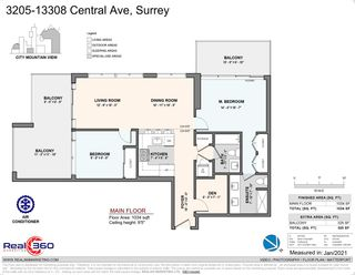 "Photo 27: 3205 13308 CENTRAL Avenue in Surrey: Whalley Condo for sale in ""Evolve"" (North Surrey)  : MLS®# R2535288"