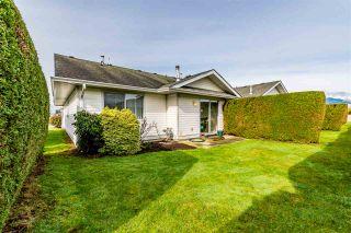 "Photo 19: 122 7610 EVANS Road in Chilliwack: Sardis West Vedder Rd Townhouse for sale in ""Cottonwood Retirement Village"" (Sardis)  : MLS®# R2441700"