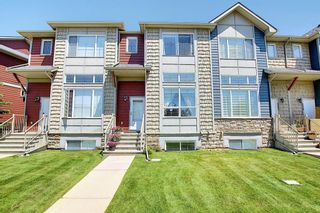 Photo 1: 5004 2370 Bayside Road SW: Airdrie Row/Townhouse for sale : MLS®# A1126846