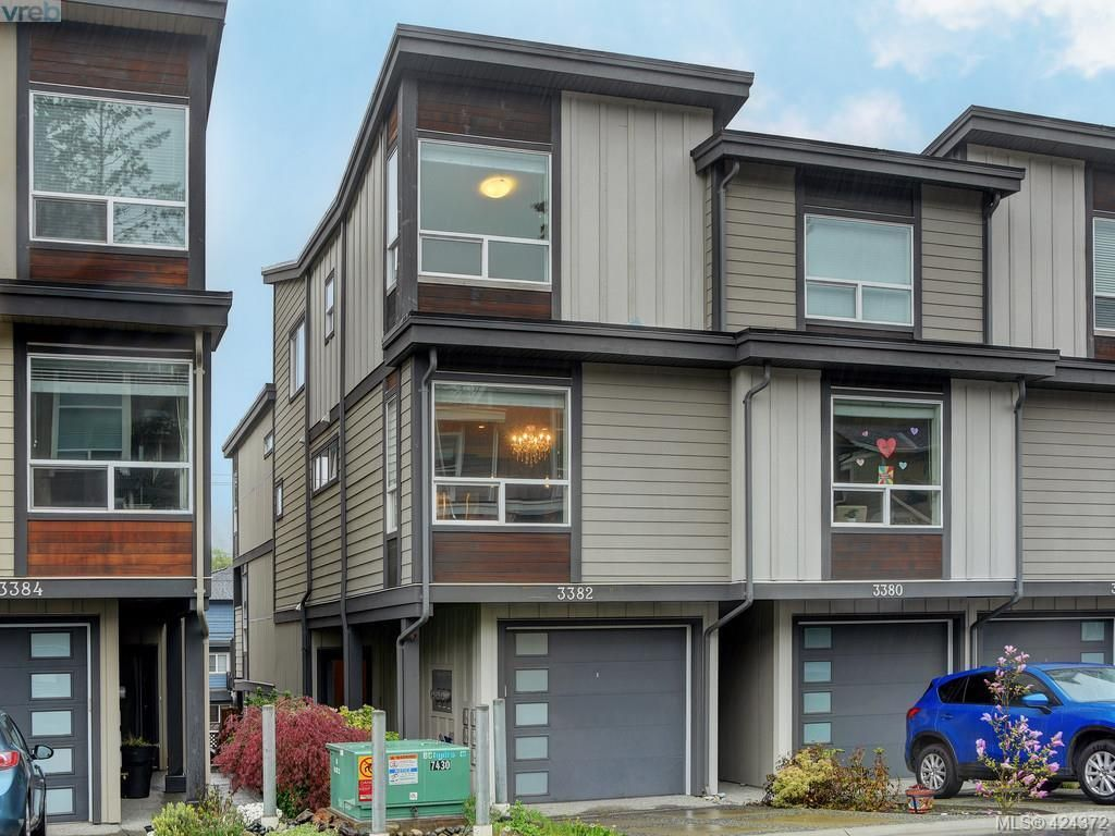 Main Photo: 3382 Vision Way in VICTORIA: La Happy Valley Row/Townhouse for sale (Langford)  : MLS®# 838103