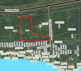 Main Photo: LOT 3 SHALLOW BAY Road: Cluculz Lake Land for sale (PG Rural West (Zone 77))  : MLS®# R2542227