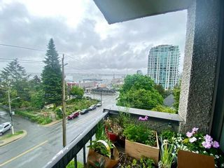 """Photo 2: 407 145 ST. GEORGES Avenue in North Vancouver: Lower Lonsdale Condo for sale in """"TALISMAN TOWERS"""" : MLS®# R2583805"""