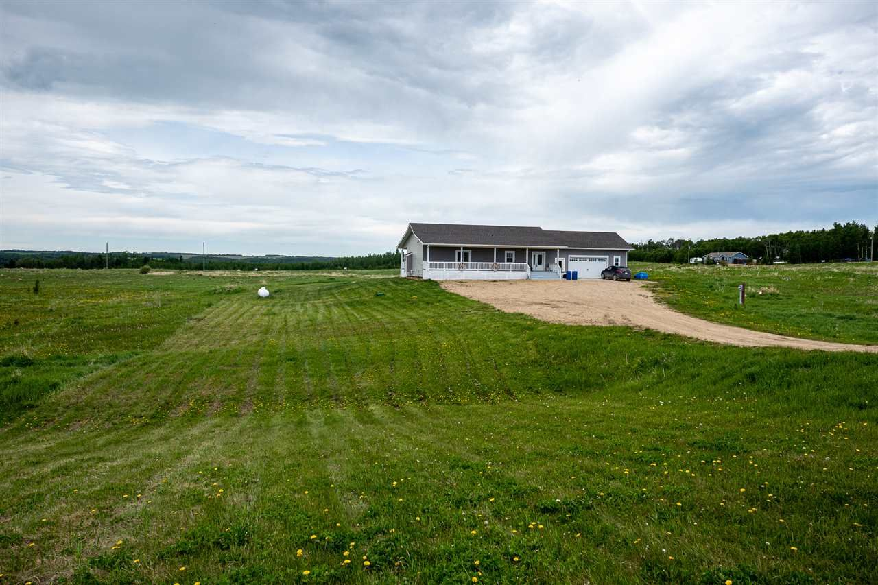 Main Photo: 104 454072 RGE RD 11: Rural Wetaskiwin County House for sale : MLS®# E4229914