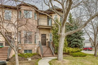 Main Photo: 2100 4 Avenue NW in Calgary: West Hillhurst Row/Townhouse for sale : MLS®# A1101769